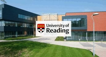 John and Griselda Lewis Postdoctoral Fellowship at University of Reading in UK, 2019