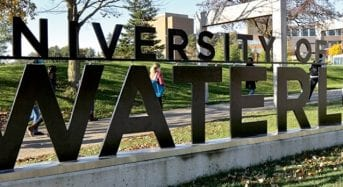 University of Waterloo Michael and Ophelia Lazaridis Olympiad Scholarship in Canada, 2019