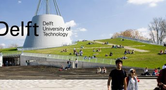 50% Scholarships for Online Education at Delft University of Technology in Netherlands, 2019
