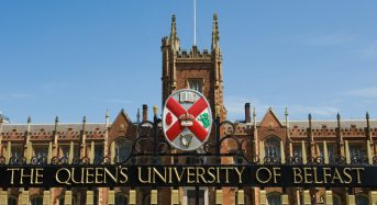 Funded PhD Positions for UK/EU Students at Queen's University Belfast in UK, 2019/20