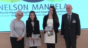 Nelson Mandela World Human Rights Moot Court Competition for Students Worldwide in Switzerland, 2019