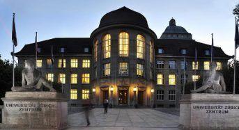PhD Positions- ESR Fellowships at University of Zürich in Switzerland, 2019