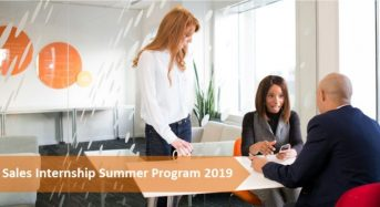 Ad Sales Internship Summer Program 2019