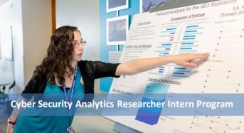Cyber Security Analytics Researcher Intern Program