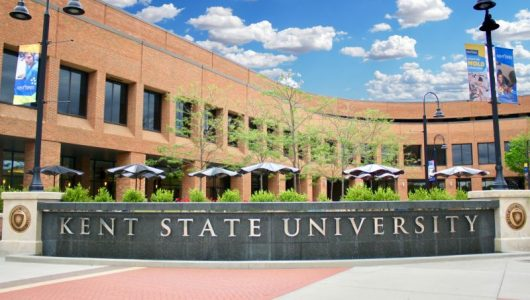 Global Scholarship at Kent State University in the USA, 2019