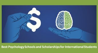 Best Psychology Schools and Scholarships for International Students