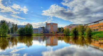 Postdoctoral Fellowship for International Students at Umea University, Sweden