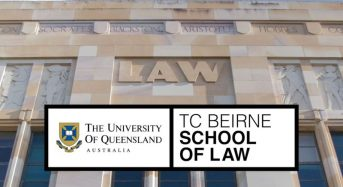 TC Beirne School of Law funding for International Students, Australia