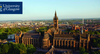 University of Glasgow Green Match sustainability Scholarship in the UK, 2019