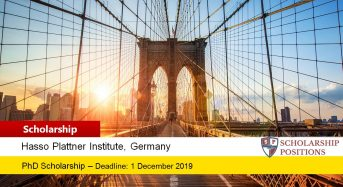 PhD Position in Data Privacy for International Students in Germany, 2019