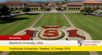 Stanford University GLAM Postdoctoral Fellowship Competition in the USA, 2020-2022
