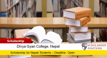 Divya Gyan colleges programmes in Nepal, 2019