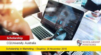 Pure Hair Marketing Scholarship in Australia, 2020