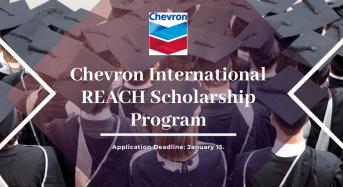 Chevron International REACH program