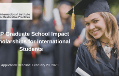 IIRP Graduate School Impact Scholarships for International Students in the USA