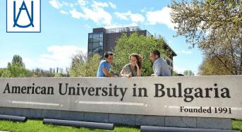 Gipson Black Sea funding for International Students at American University in Bulgaria