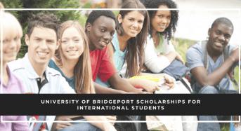 University of Bridgeport Scholarships for International Students