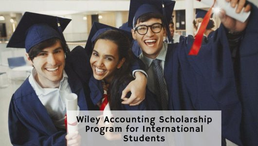 Wiley Accounting program for International Students in USA