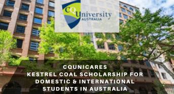 CQUniCares Kestrel Coal funding for Domestic & International Students in Australia