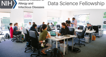 NIH-NIAID Emerging Leaders in Data Science Fellowship