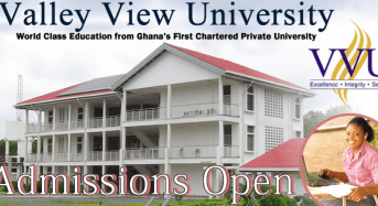 Valley View University international awards in Ghana