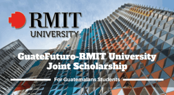 GuateFuturo-RMIT University Joint funding for Guatemalans Students in Australia