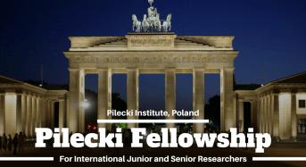 Pilecki Fellowship for International Students in Poland