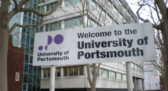 Vice Chancellor's Global Development Scholarship at University of Portsmouth in UK, 2020